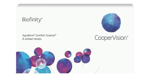 Biofinity monthly contacts